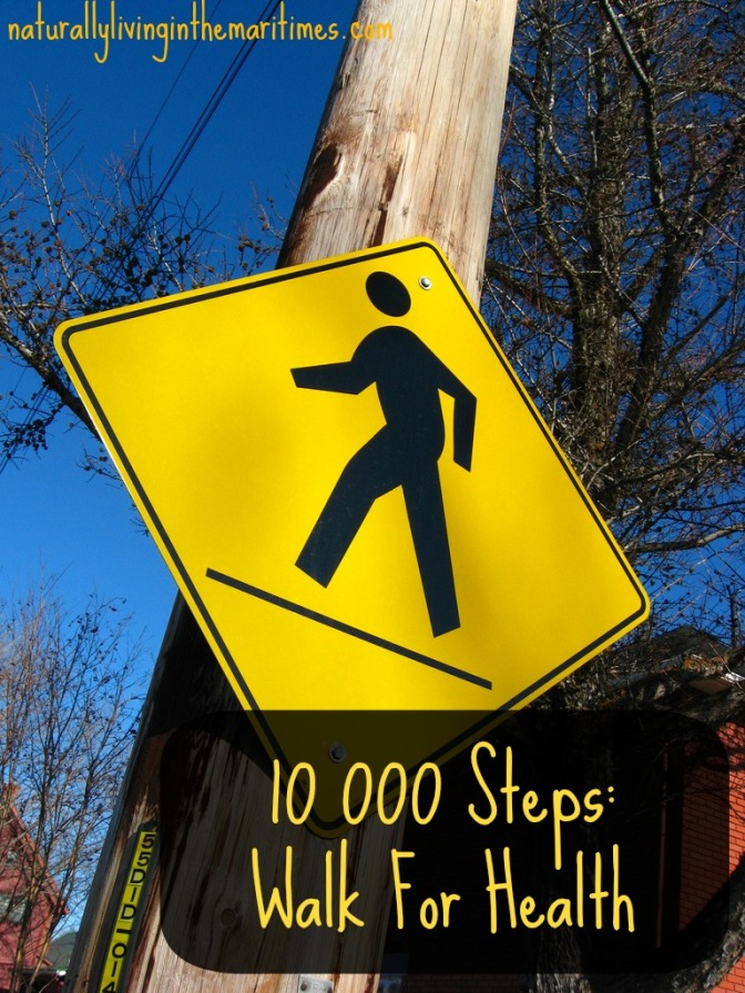 10 000 Steps: Walk For Health